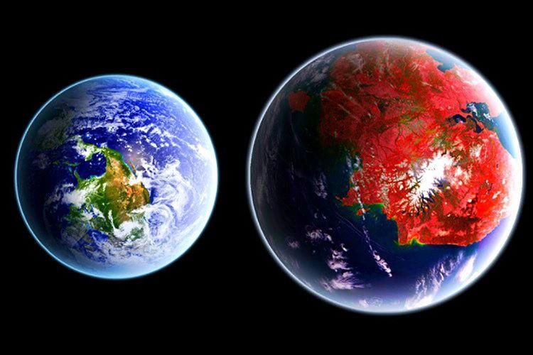 Uzayda yaşam olması için gezegenlerin dünya benzeri yaşam koşulları sunması şart değildir.