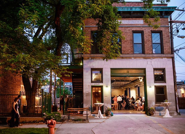 Firehouse Chicago firehouse restaurant Wedding Venues