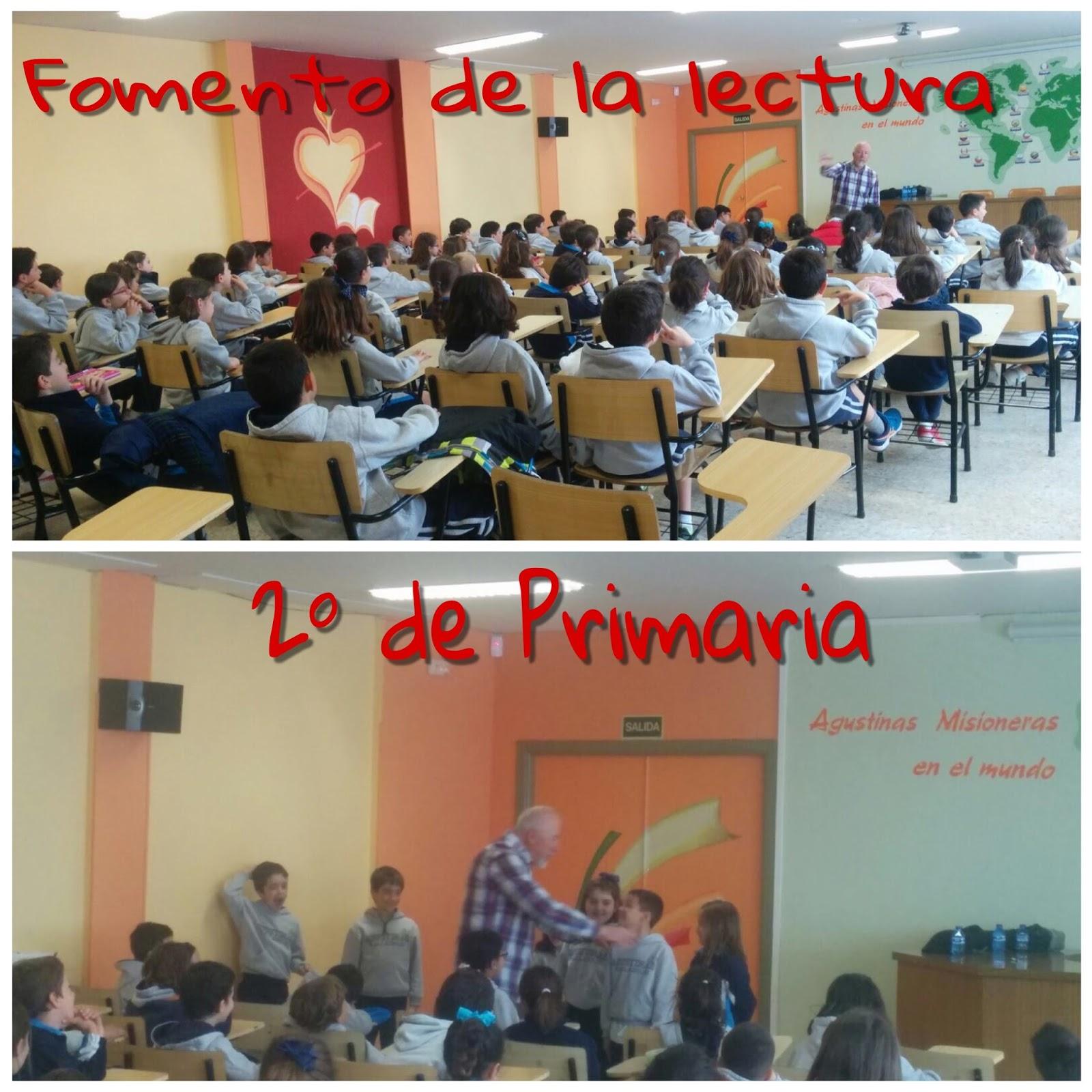 Agustinas Valladolid - 2017 - Primaria Internivel 1 - Animación a la Lectura 2