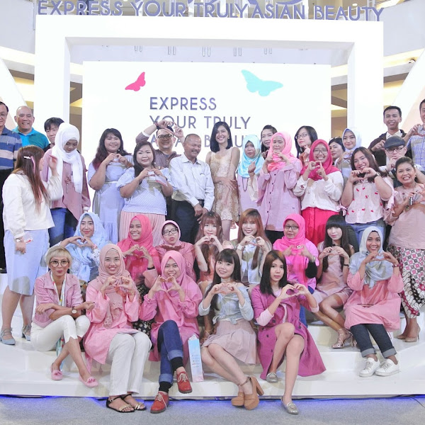 Pixy Express Your Truly Asian Beauty Event  di Surabaya