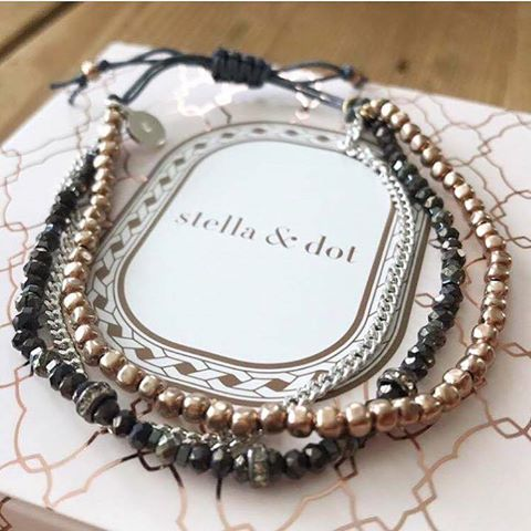 Stella & Dot: $24 Bracelets for a Great Cause!