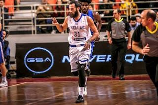 Ελλάδα-Ισραήλ 82-61