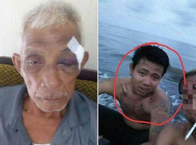 Berita kriminal seorang pria jadi buronan karena aniaya imam musholla.
