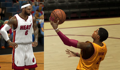 NBA 2K14 PC Next-Gen Mod