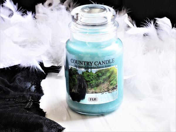 Fiji de Country Candle