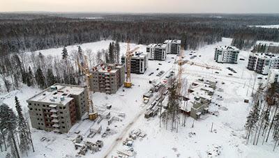 Виброзащитные эластомеры Nowelle Древлянка-7 Петрозаводск