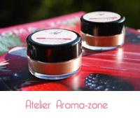 atelier maquillage de aroma zone