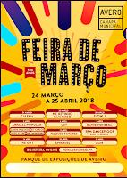 Feira de Março Aveiro 2018