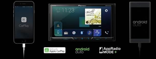 New Pioneer Z Series Receivers Boasting Greater