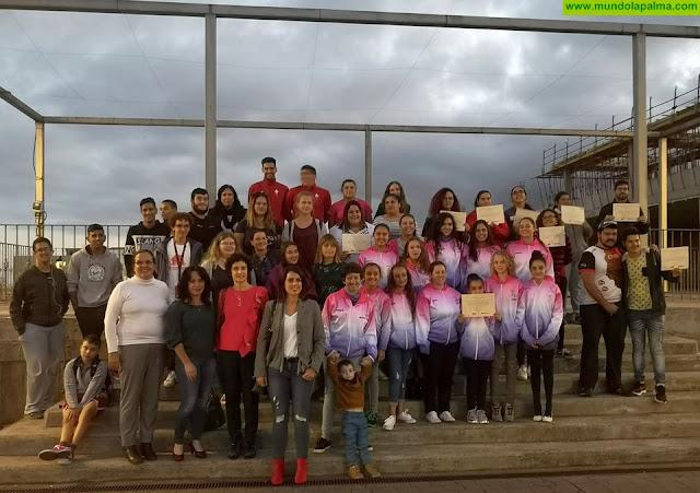 El Cabildo premia a los colectivos ganadores del concurso de spots contra la violencia de género