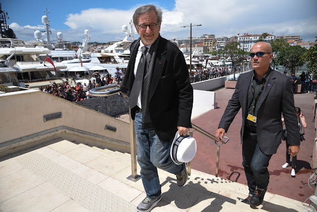 steven spielberg cannes 2016