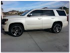 Chevy Tahoe WINDOW TINT