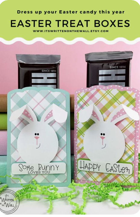 Easter Treat Boxes Somebody Loves You