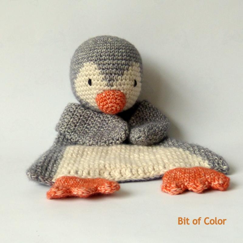 Bit Of Color Pinguin Om Te Knuffelen
