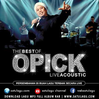 Download Album The Best of Opick Live Acoustic Rar (2015)