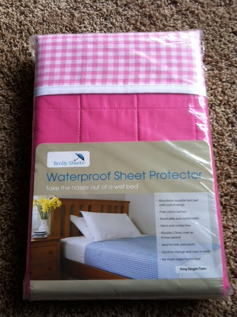 Brolly Sheets Waterproof Sheet Protector Review