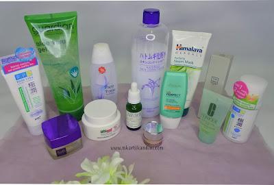 daily skin care routine kulit kering dry skin