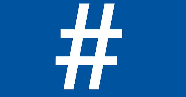 Hastag/Hashtag/Tagar