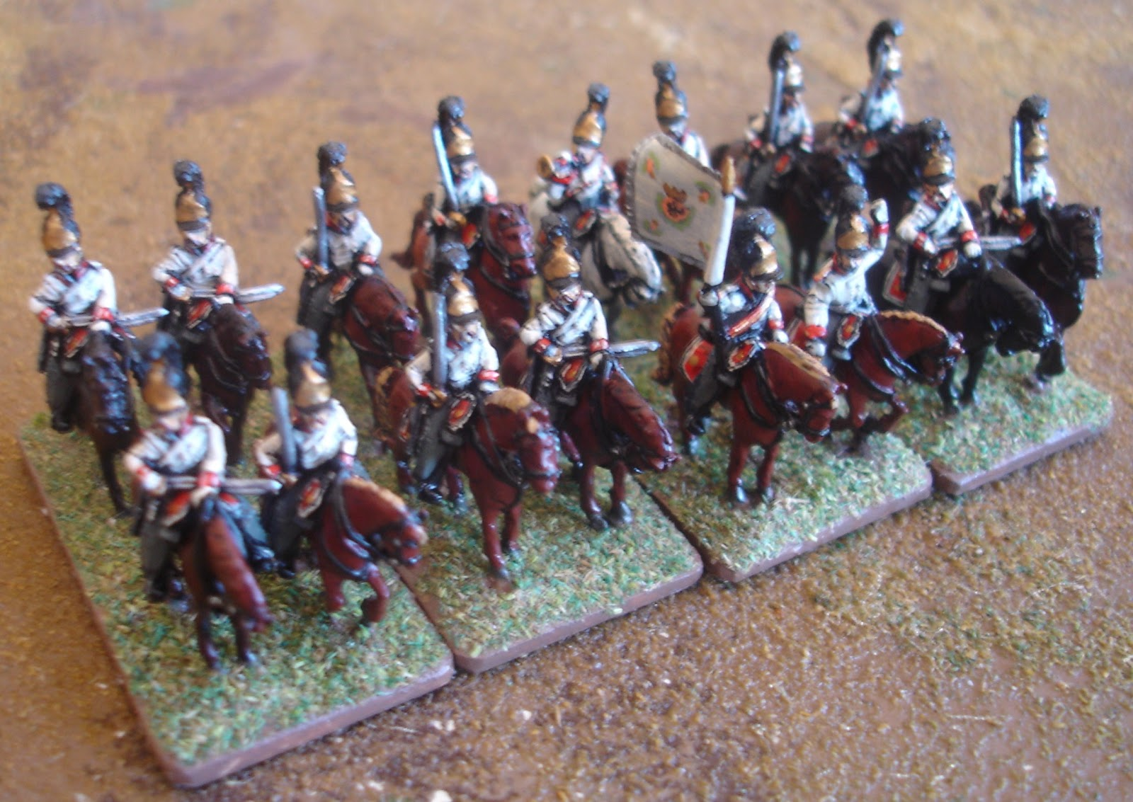 one sided miniature wargaming discourse old glory. Black Bedroom Furniture Sets. Home Design Ideas
