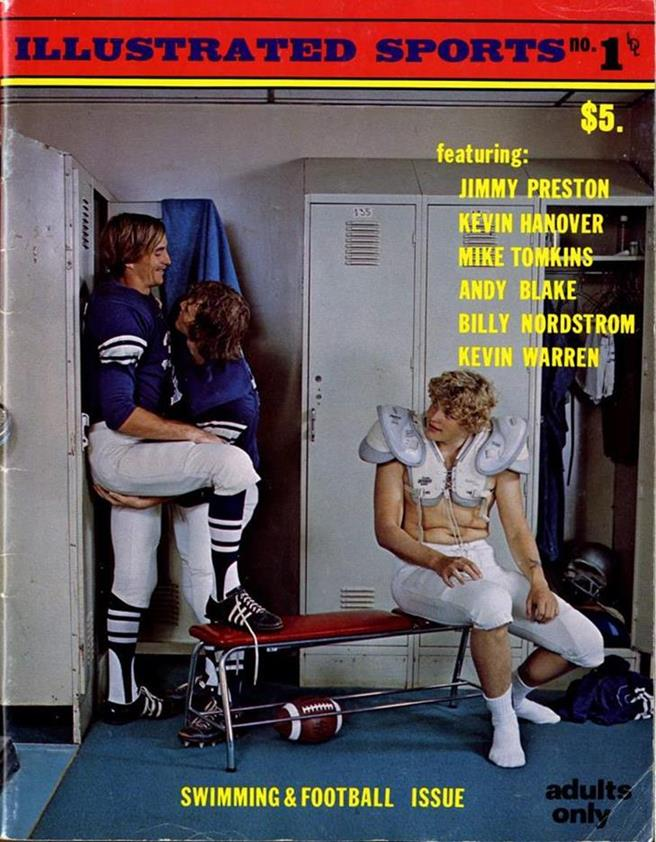 Illustrated Sports 1 Cover Front