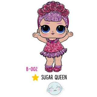 Sugar Queen Bling Series