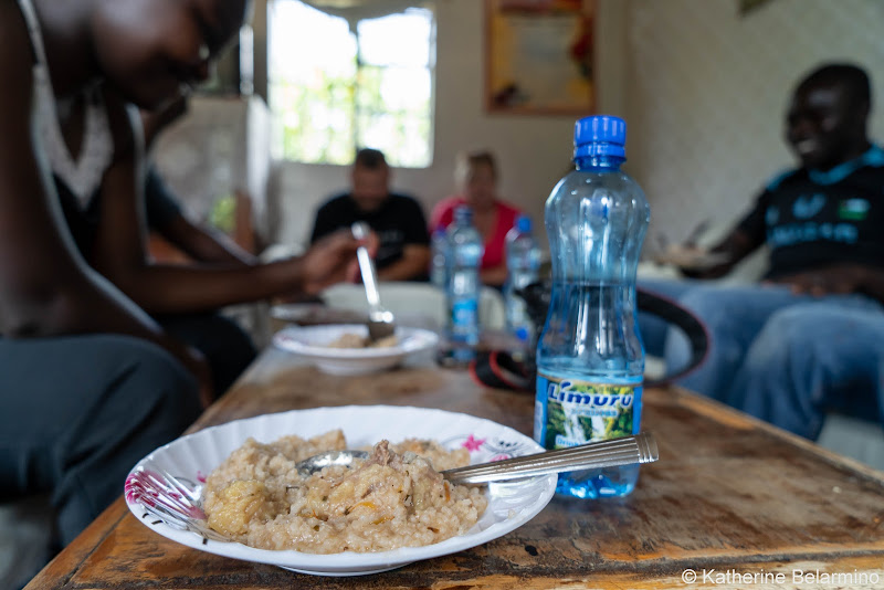 Esther's Lunch Volunteering in Kenya with Freedom Global