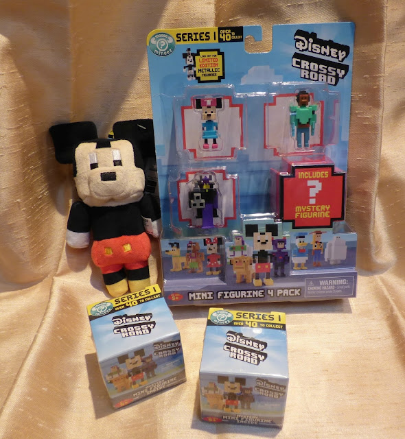 collectible minifigures, Disney toys