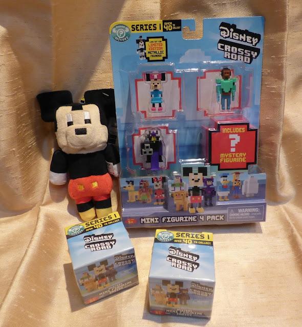 collectible minifigures, Disney toys