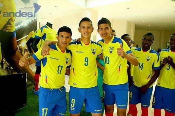 Ecuador Sub 20-China Sub 20-
