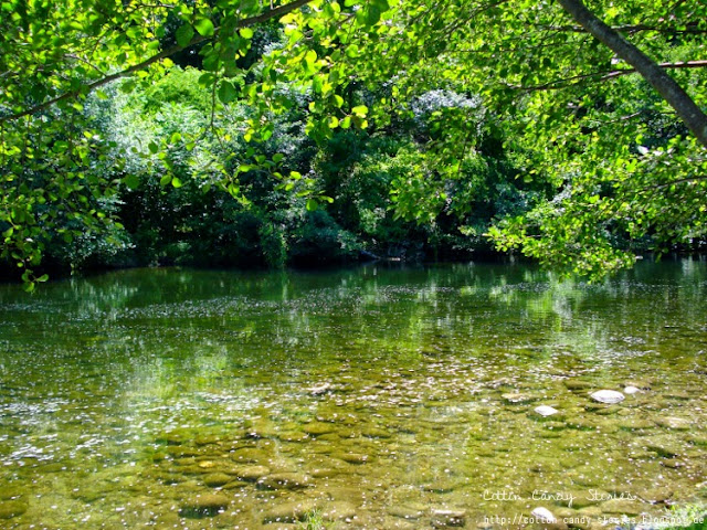 Chassezac Ardèche Frankreich