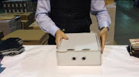 cajas para frutas y verduras automontable para 5 kg con Fondo y Tapa.