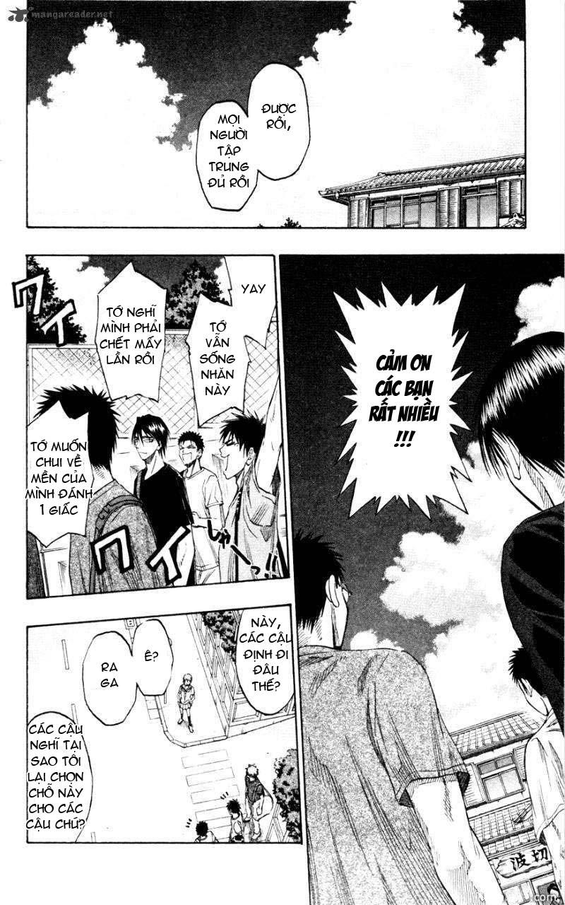 Kuroko No Basket chap 062 trang 19