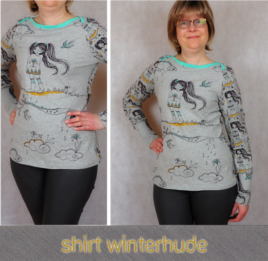 Shirt Winterhude by Pech & Schwefel