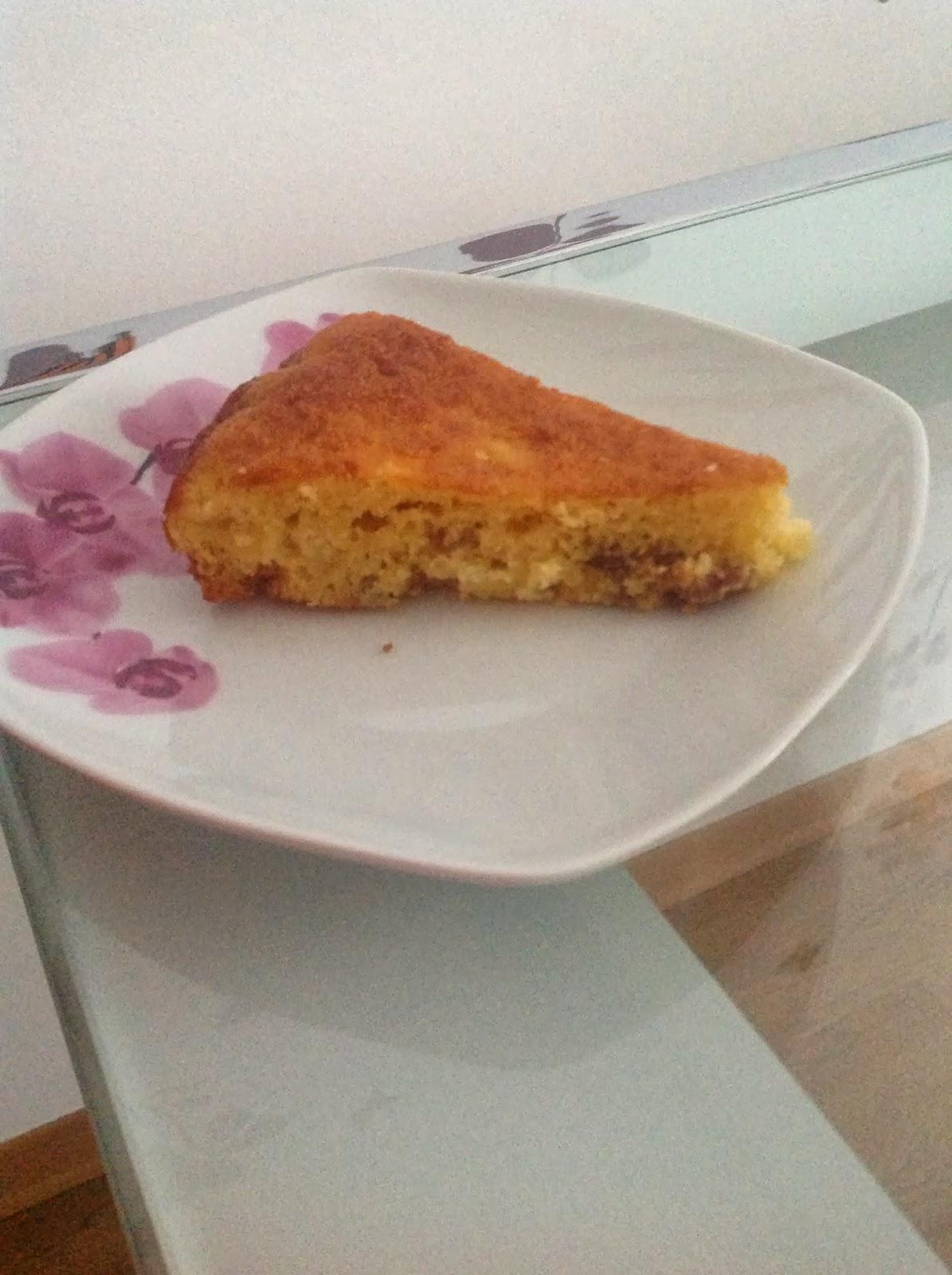 Un Certo Non So Che ricette di famiglia facili e veloci: torta di mele uvetta e