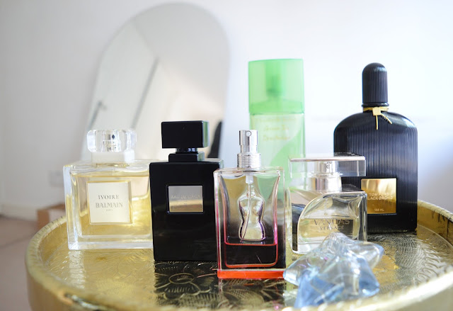 Beauty: My Perfume Collection