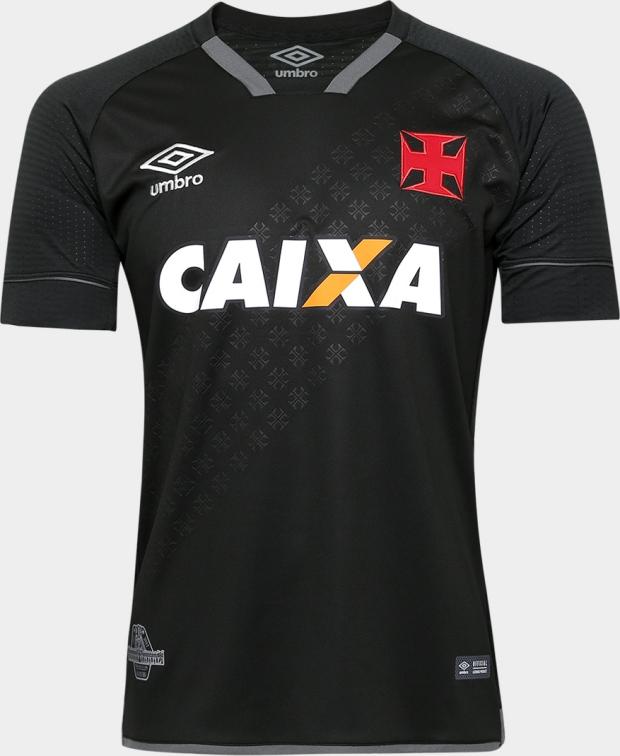125e97d1318d5 Umbro lança a nova terceira camisa do Vasco da Gama - Show de Camisas
