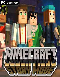 غلاف لعبة ميني كرافت Minecraft Story Mode Episode 6