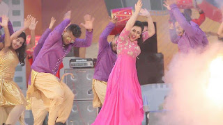 Bangladeshi Actress Purnima in Pink Dress 4