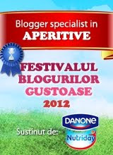 Blogger specialist in Aperitive