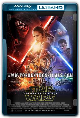 Baixar Star Wars Episódio VII: O Despertar da Força (2016) Torrent – BluRay Ultra HD 720p | 1080p Dual Áudio
