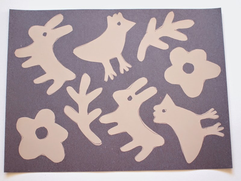 make your own sunprints at home without the special paper
