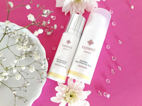 Treat your skin with two lovely products from Kypwell