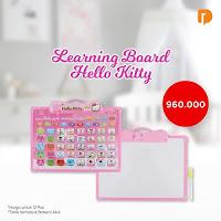 Dusdusan Learning Board Hello Kitty Set (Set of 12) ANDHIMIND