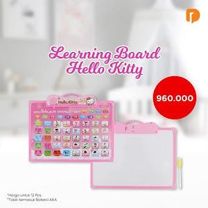 Learning Board Hello Kitty Set (Set of 12)
