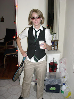 Annie Hall Costume :: 101 MORE Halloween Costumes for Women
