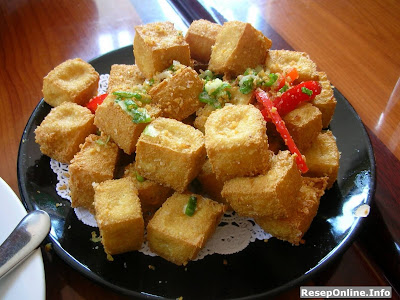 Peluang Usaha Kuliner Makanan Tahu Crispy