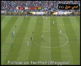اهداف مباراة الارجنتين وبوليفيا 3-0 l كوبا امريكا | تعليق عصام الشوالي