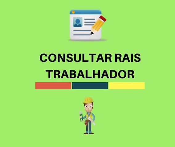 RAIS Trabalhador PIS 2018