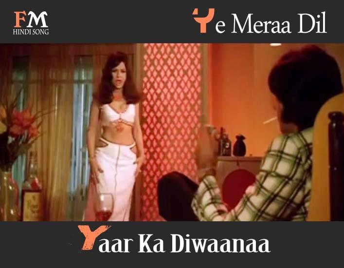 Ye-Mera-Dil-Yaar-Ka-Diwaanaa-Don-(1978)