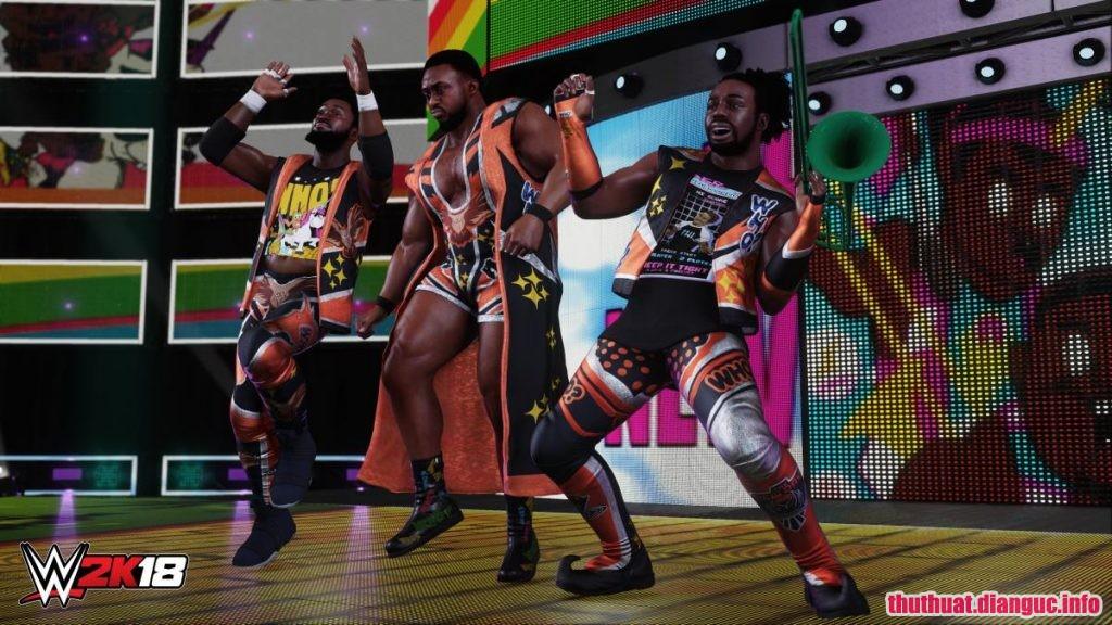 Tải Game WWE 2K18 Full Crack, Tải game WWE 2K18 full crack miễn phí , WWE 2K18 Free Download, WWE 2K18 PC